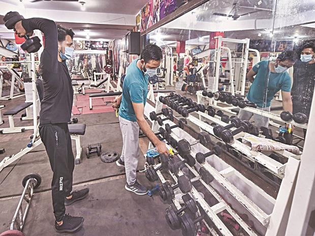 Despite the enthusiasm, some people are still wary of returning to the gym