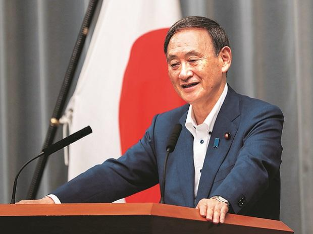 Yoshihide Suga sets sights on structural reforms for debt-ridden Japan