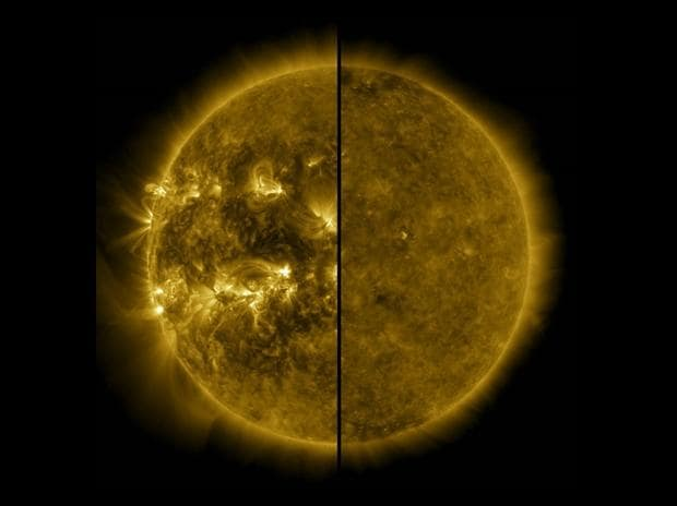 Sun enters 25th solar cycle: 'Violent eruptions can happen anytime'