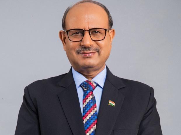 JSPL managing director V R Sharma
