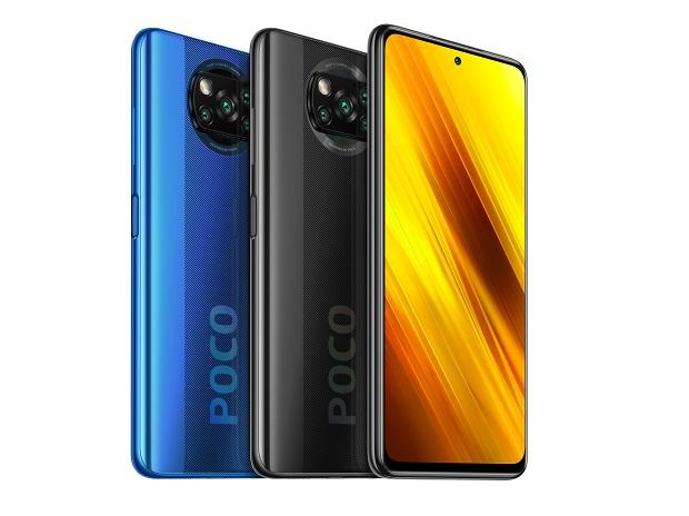 Photo of POCO X3 smartphone