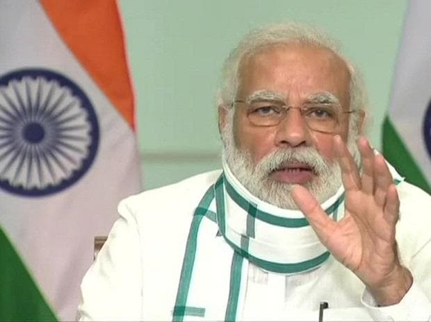 Oppn insults farmers by burning farm equipment: Modi on agri bill protests