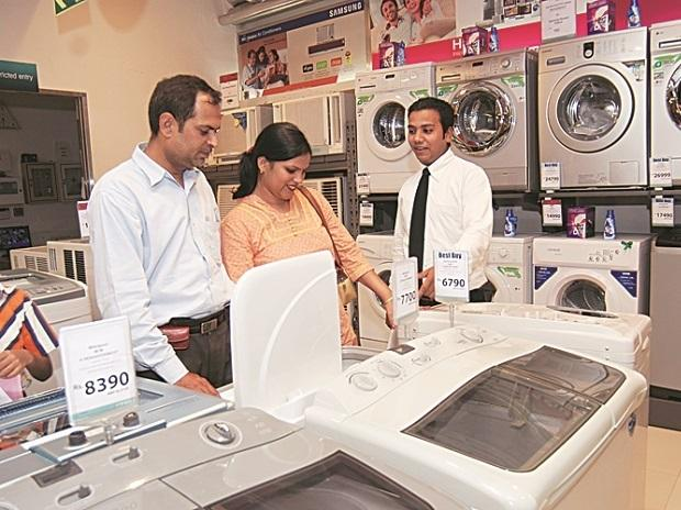 Home appliances, consumer goods
