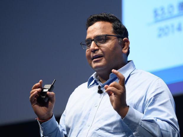 Vijay Shekhar Sharma. PayTM