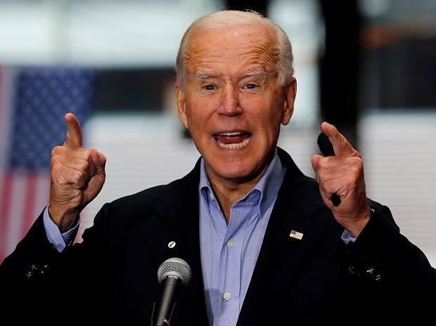 Joe Biden. Photo: Reuters