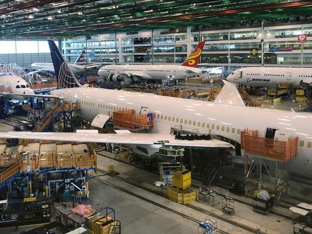Boeing 787 Dreamliner. Photo: Reuters