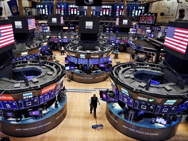 New York Stock Exchange. Photo: Reuters