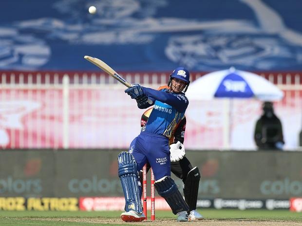 Quinton de Kock, IPL 2020, MI vs SRH