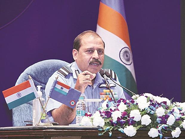 IAF, Air Chief Marshal RKS Bhadauria