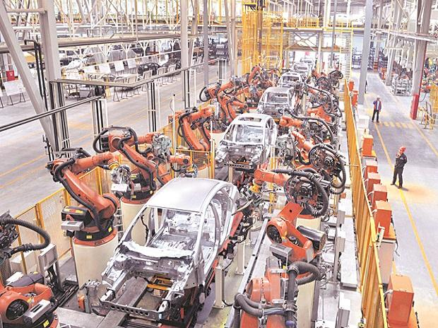 India November WPI up at 1.55 over jump in prices of manufactured goods