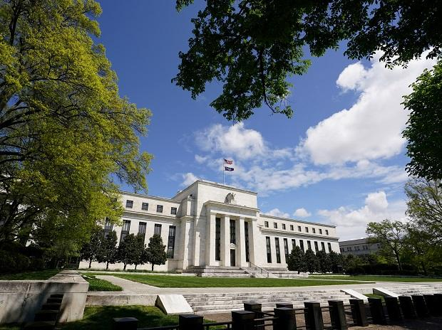 The Federal Reserve building in Washington DC. Photo: Reuters