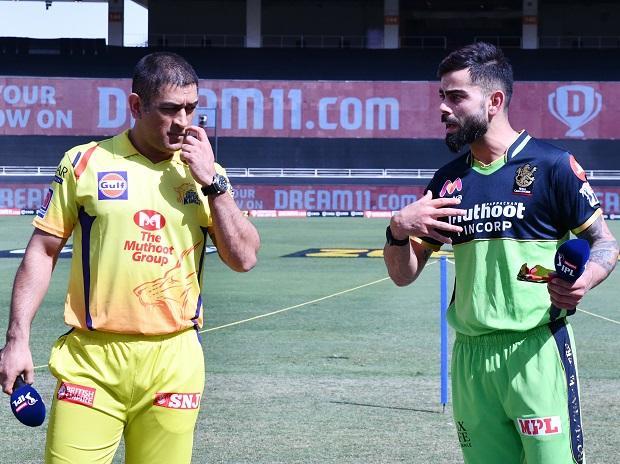 CSK vs RCB, MS Dhoni, Virat Kohli, IPL 2020