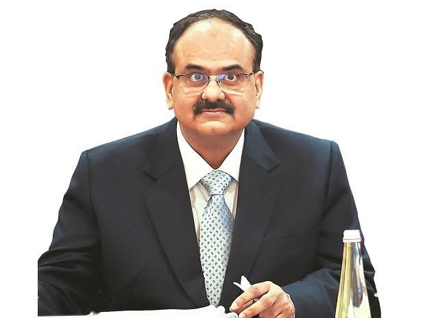Ajay Bhushan Pandey, Finance secretary