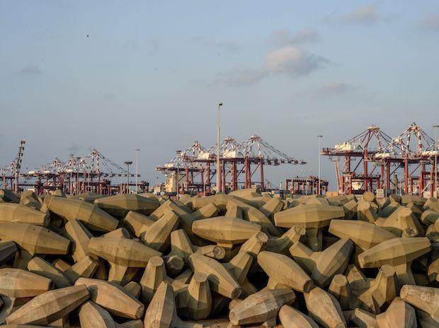 Adani Group, Port