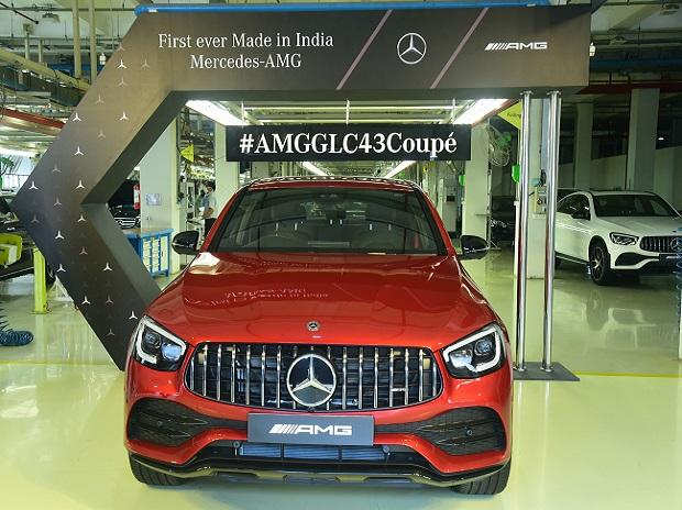 Mercedes starts local assembly of AMG models to make cars affordale