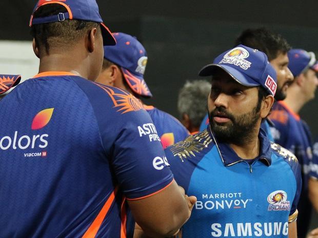 Mumbai Indians'  captain Rohit Sharma. Photo: Sportzpics for BCCI