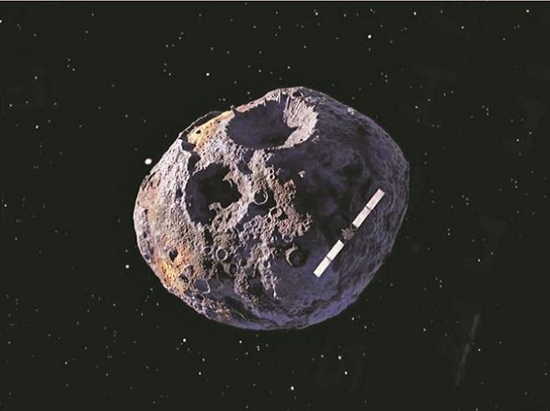spacecraft, asteroid 16 Psyche