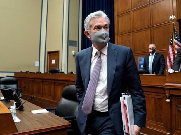 Jerome Powell, chair of the US Federal Reserve. Photo: Reuters