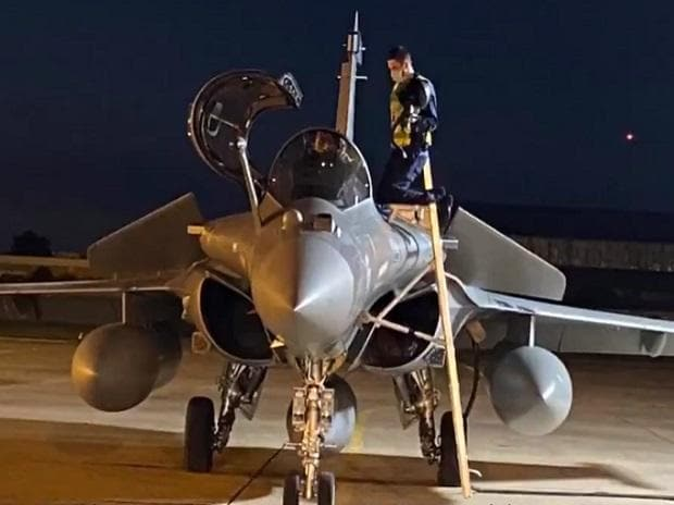 The first batch of five Rafale jets reached India on July 29