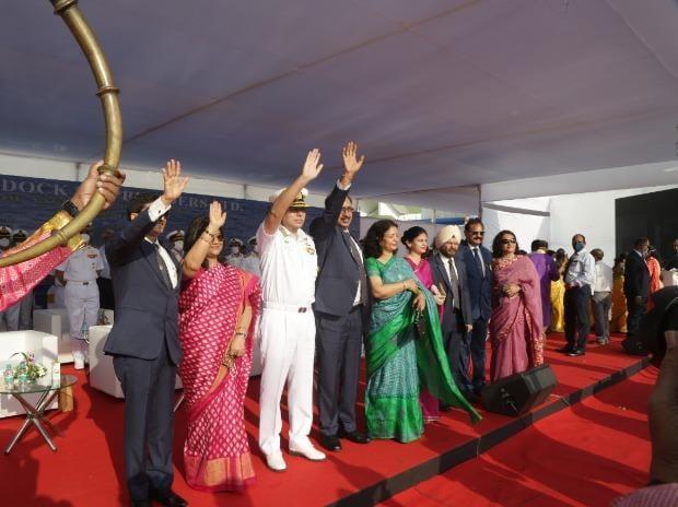 INS Kalvari was launched in 2017 followed by Khanderi, Karanj and Vela