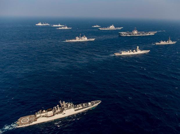China standoff