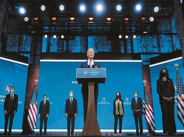 Joe Biden chooses all-women White House senior communications team