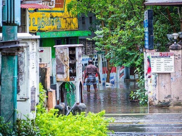 cyclone nivar, chennai rain