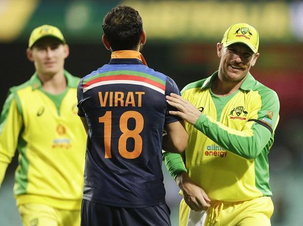 India vs Australia, Virat Kohli, Aaron Finch
