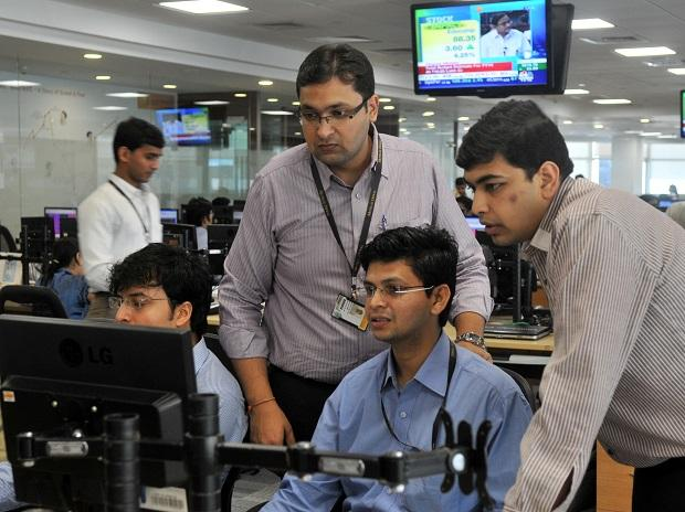 MARKETS: Indices stage last-hour recovery; Sensex up over 50 points