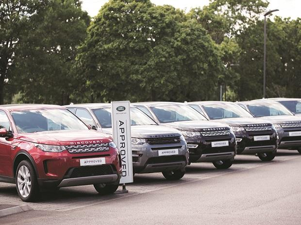 JLR to take a write off of 1.5 bn pounds in Q4 as part of a restructuring - Business Standard