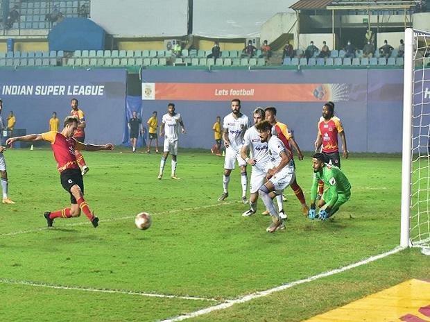 Hero ISL 2020-21: Chennaiyin FC, East Bengal share honours in 2-2 draw