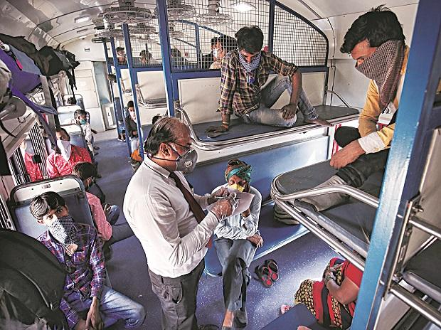 Irctc Struggles To Stay On Track As Travel Worst Impacted Due To Covid 19 Business Standard News