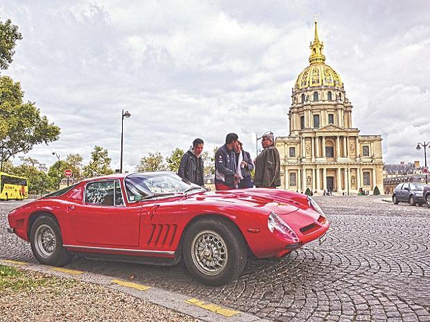 Former Aston Martin executives to resurrect 'thinking man's Ferrari'