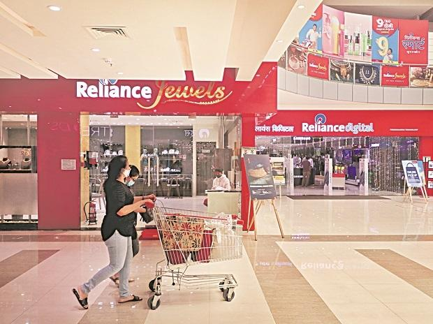 Reliance Industries, Reliance Retail