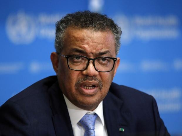 France, Germany nominate WHO chief Tedros for a second term