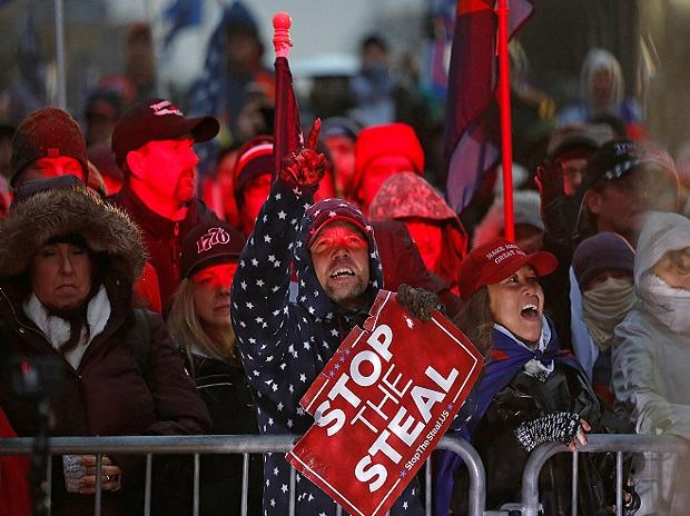 Donald trump supporters, UNITED STATES, US