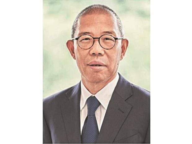 Shanshan's fortune surged $13.5 bn since the start of the year to $91.7 bn