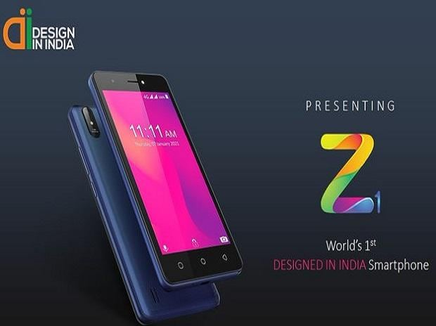 Lava launches Z-series customisable smartphones starting at Rs 5,499