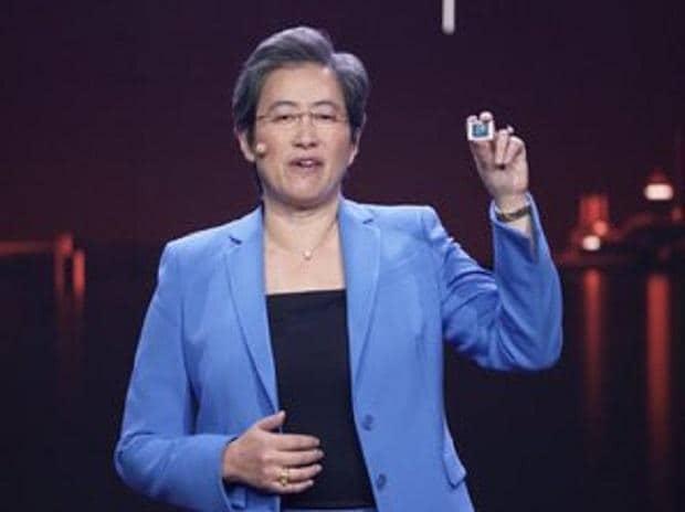 AMD Ryzen 5000 mobile chips