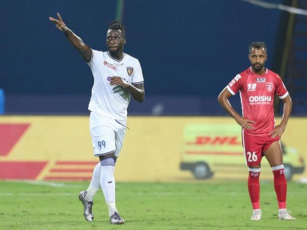 Esmael Goncalves, Chennaiyin FC, ISL