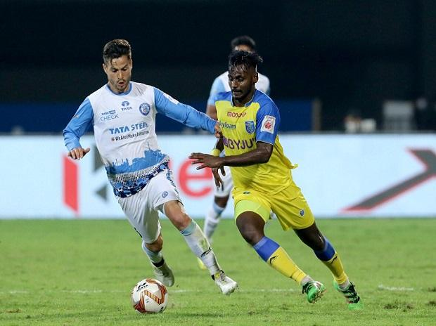 ISL 7: Unlucky Kerala share spoils with Jamshedpur, play out 0-0 draw