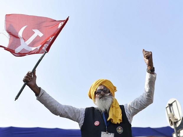 farmer protest, Singhu border