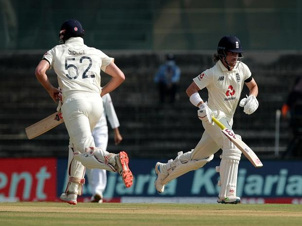 Dom Sibley, Rory Burns, India vs England