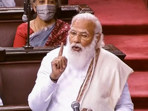 PM Narendra Modi mengimbau petani untuk mencegah agitasi terhadap petunjuk hukum pertanian thumbnail