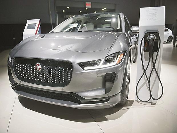 JLR, Jaguar Land Rover, Tata, EV, electric vehicles, cars, auto
