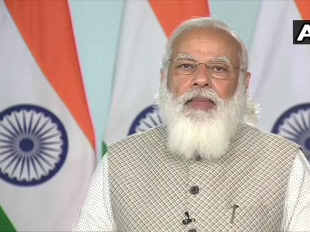 Build institutions that will outlive this century: PM Modi to startups