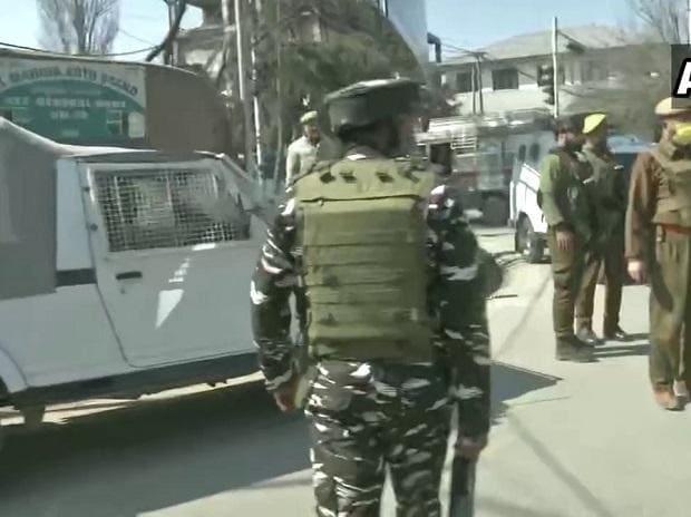J&K, srinagar, Jammu and Kashmir, Militant attack