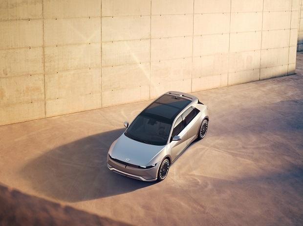 Hyundai Ioniq 5 electric crossover