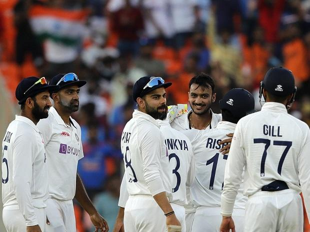 Motera pitch bucks a trend: Not seamers, Indian spinners hold sway |  Business Standard News