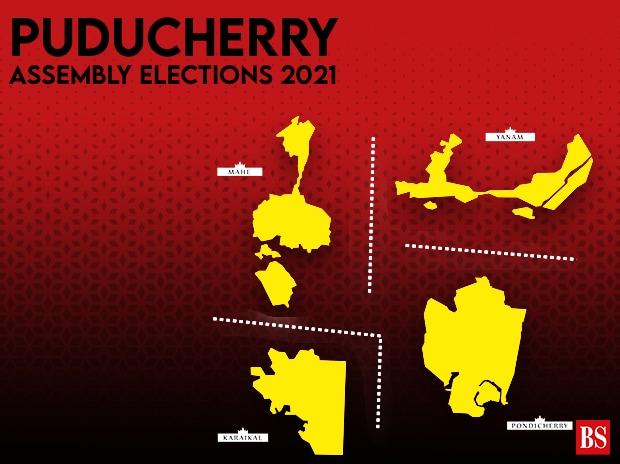 Puducherry election 2021